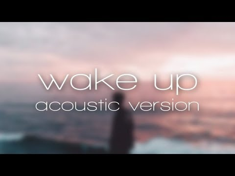 EDEN – wake up (acoustic guitar version)