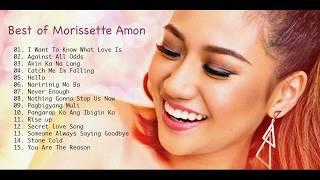 Video Best Songs of Morissette Amon MP3, 3GP, MP4, WEBM, AVI, FLV Juni 2019