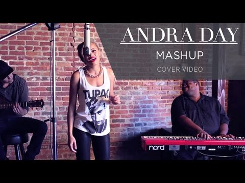 Andra Day - Big Poppa vs. Let's Get It On [The Notorious B.I.G. & Marvin Gaye Mash-Up Cover]
