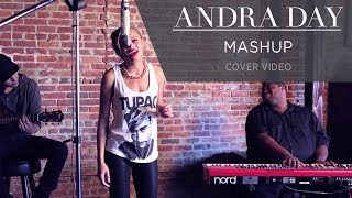 (The Notorious B.I.G.) vs (Marvin Gaye) Mashup Cover by Andra Day