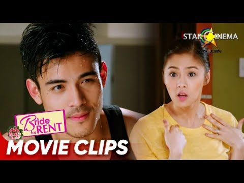 Mala-aso't pusa ang lambingan ni Rocco at Rocky! | Bride For Rent | Movie Clips