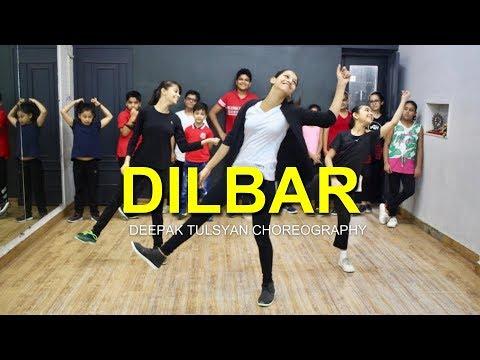 Video DILBAR Dance | Full Class Video | Kids | Nora Fatehi | John Abraham | Deepak Tulsyan Choreography download in MP3, 3GP, MP4, WEBM, AVI, FLV January 2017