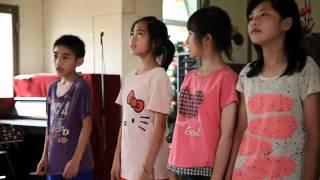 桃山國小合唱團專輯錄音-m'kwali 幻化成鷹