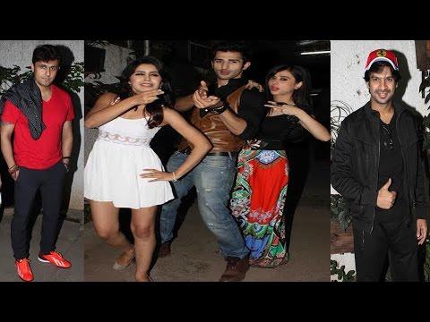 Sonu Nigam & Other Celebs At Special Screening Of Film Badmashiyaan
