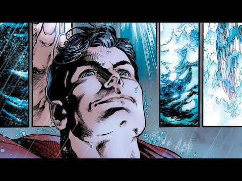 Waiting For Superman Because He's Not In Superman #1