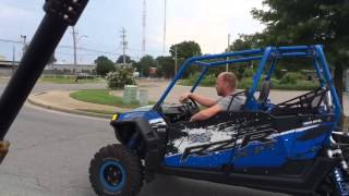 7. Turbo RZR XP 900 HO VS Polaris RZR XP 1000 MCX