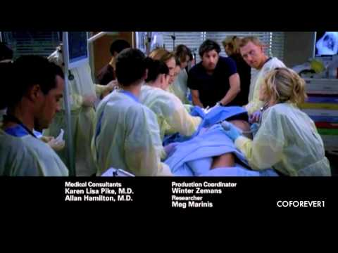 Grey's Anatomy 7.18 Preview