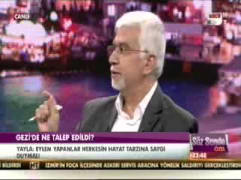 Balçiçek  lter'le Söz Sende Özel 21 06 2013 HABER TÜRK izle 13