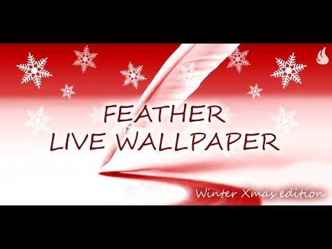 Video of Feather Live Wallpaper