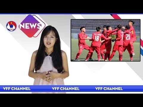 VFF NEWS SỐ 21 | U16 Việt Nam thể hiện đẳng cấp vượt trội trước U16 Campuchia