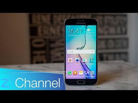 Đánh giá Samsung Galaxy S6: Thay đổi hoàn toàn trong thiết kế [ZChannel]