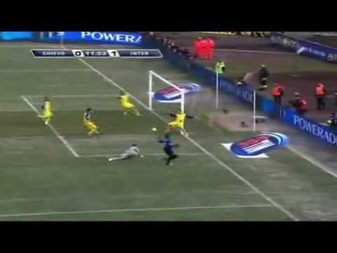 En el Bentegodi, duelo del Chievo Verona vs Inter de Milán