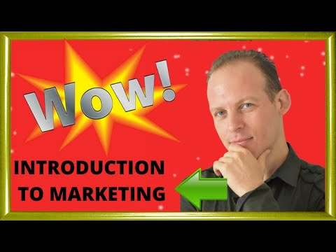 Video of Marketing Plan & Strategy