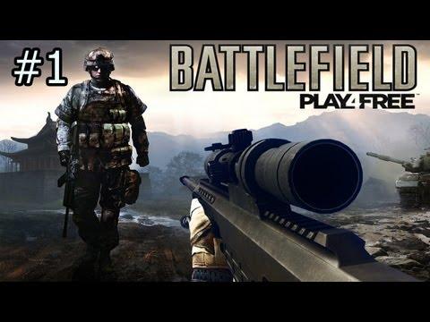 BATTLEFIELD: Play 4 Free (1º) Sniper PRO / Destruidor de Helicópteros (FT: Repark , BlackSoul)