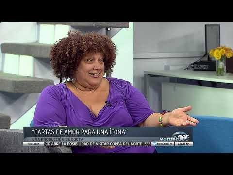 DOCTV lanza documental de Lucecita Benítez: