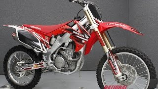 9. 2011  HONDA  CRF250R  - National Powersports Distributors