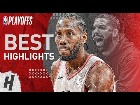 Kawhi Leonard BEST Highlights & Moments from 2019 NBA Playoffs! BEST IN THE WORLD?