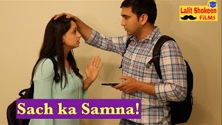 Video Ek Sacha Desi Boyfriend - | Lalit Shokeen Comedy | MP3, 3GP, MP4, WEBM, AVI, FLV Januari 2018