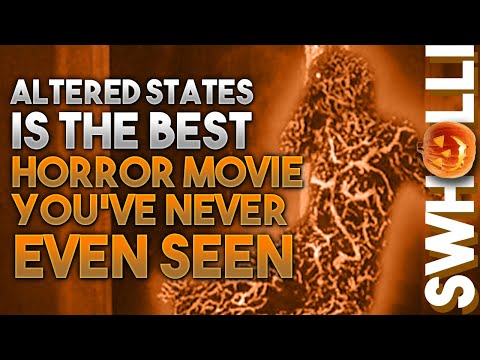 Altered States is the Best Horror Movie You've Never Seen - Swholloween 6
