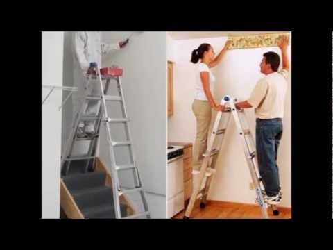 multi purpose ladders - http://tinyurl.ms/324n will show you how versatile these steep ladders are, they will carry two people at the same time because they are designed to carry 30...