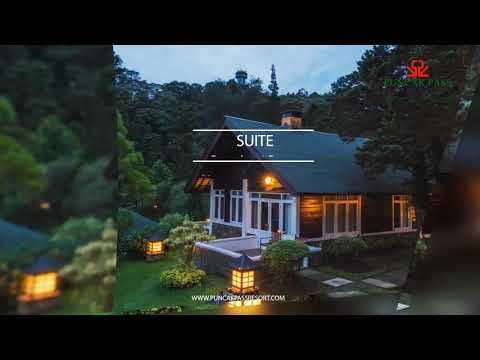 Puncak Pass Resort   Rooms