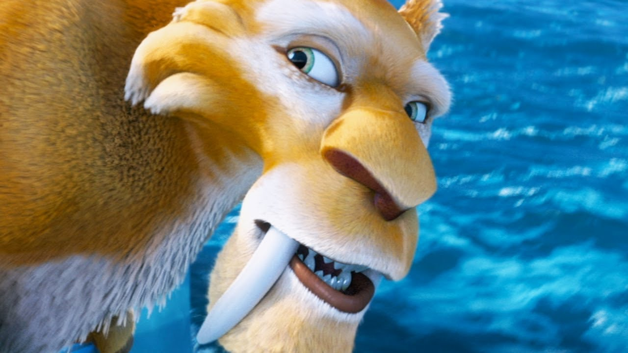 Movie Trailer:  Ice Age: Continental Drift (2012)
