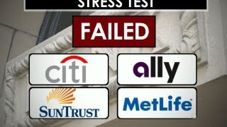 "Fed. ""stress tests"" show health of banks"