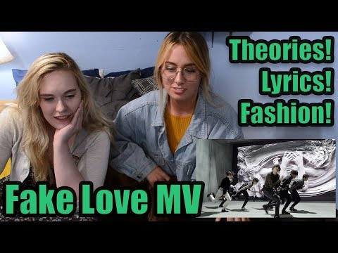 Fake Love MV Reaction (BTS)