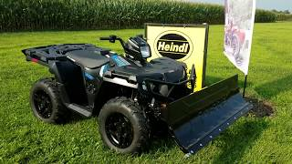 9. 2017 Polaris Sportsman 570 SP EPS