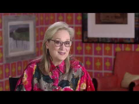 """Mary Poppins Returns Interview with Meryl Streep - """"Topsy"""""""