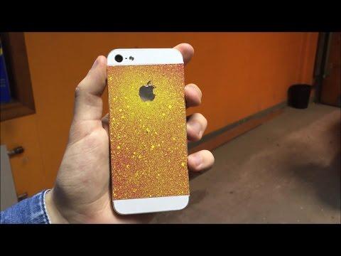 come cambiare colore al tuo iphone con semplice vernice spray