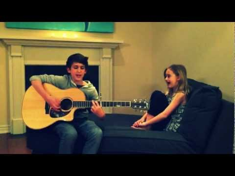 We Are Young – Fun (Myles and Mylie Kids Cover)