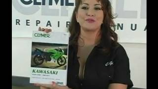 3. Clymer Manuals Kawasaki Ninja 250R 250 EX250 Shop Service Repair Manual Video Download