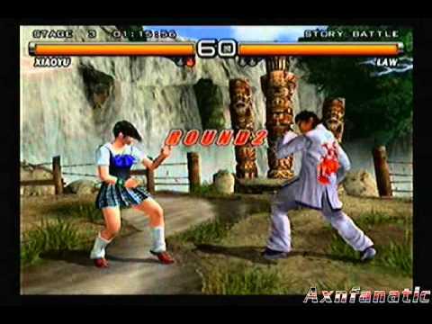 Ling Xiaoyu School Ling Xiaoyu in Tekken 5 in