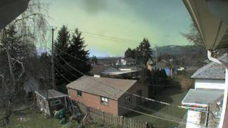 Port Alberni March 18 2010 Daily Webcam Timelapse at Alberniweather
