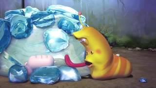 Video LARVA - HONEY   Cartoon Movie   Cartoons For Children   Larva Cartoon   LARVA Official MP3, 3GP, MP4, WEBM, AVI, FLV Mei 2017