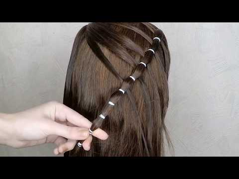 Easy Party hairstyle 2019 for girls  hairstyles  Best Hairstyles for long hair