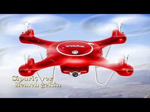 Drone, Fpv wifi kameralı, AH Altitude Hold Mode.