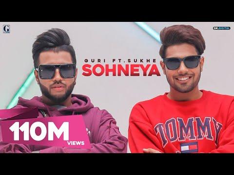 Video SOHNEYA (Full Song) Guri Feat. Sukhe | Parmish Verma | latest Punjabi Songs 2018 | GEET MP3 download in MP3, 3GP, MP4, WEBM, AVI, FLV January 2017
