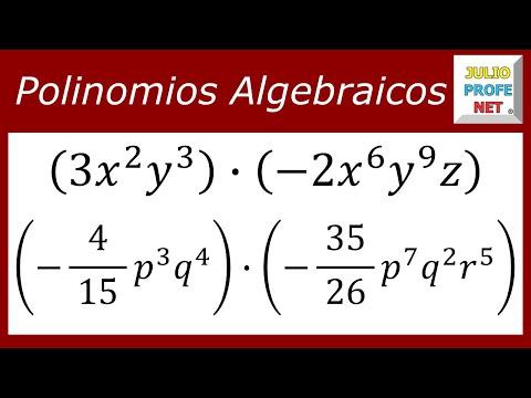 Vídeos Educativos.,Vídeos:Multiplicación de monomios