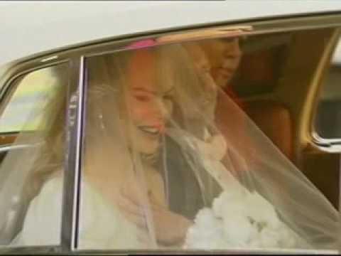 Nicole Kidman marries Keith Urban