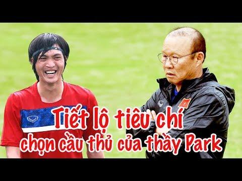 HLV Park Hang Seo gọi đội tuyển Việt Nam NTN & Tuấn Anh là điểm nhấn - Thời lượng: 22:11.