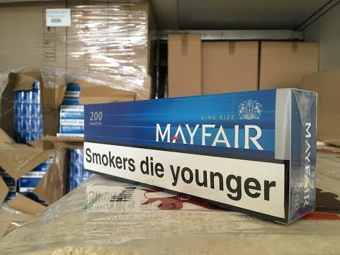 Millionengeschäft geplatzt: Zigarettenschmuggler fl ...