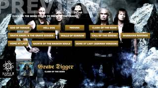 GRAVE DIGGER - Clash of the Gods (Preview)   Napalm Records