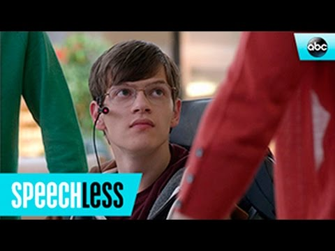 JJ Saves The Day - Speechless 1x17