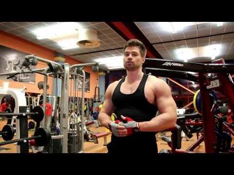 Накачка икроножных мышц