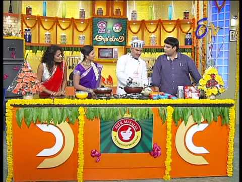 Abhiruchi Cookery Show – 11th April