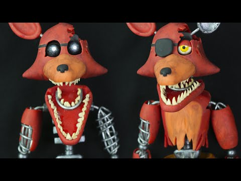 IGNITED FOXY & OLD FOXY  \