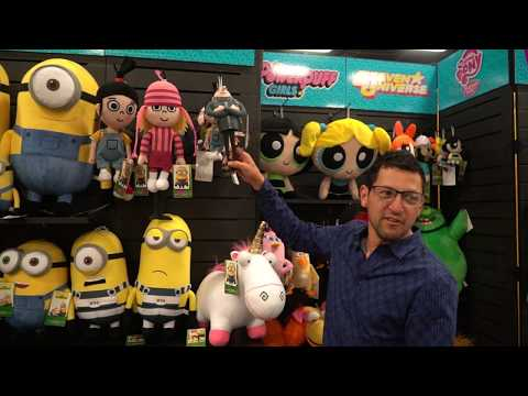 Gerry Molina, Toy Factory - Bowl Expo 2017
