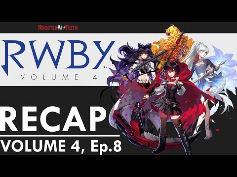 RWBY Recap – Vol. 4 Ep. 8 | ft. NettiePie